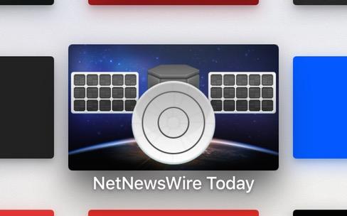 NetNewsWire simplifie la connexion sur AppleTV