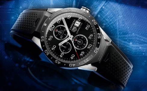 TAG Heuer Connected, la montre Android Wear à 1350€