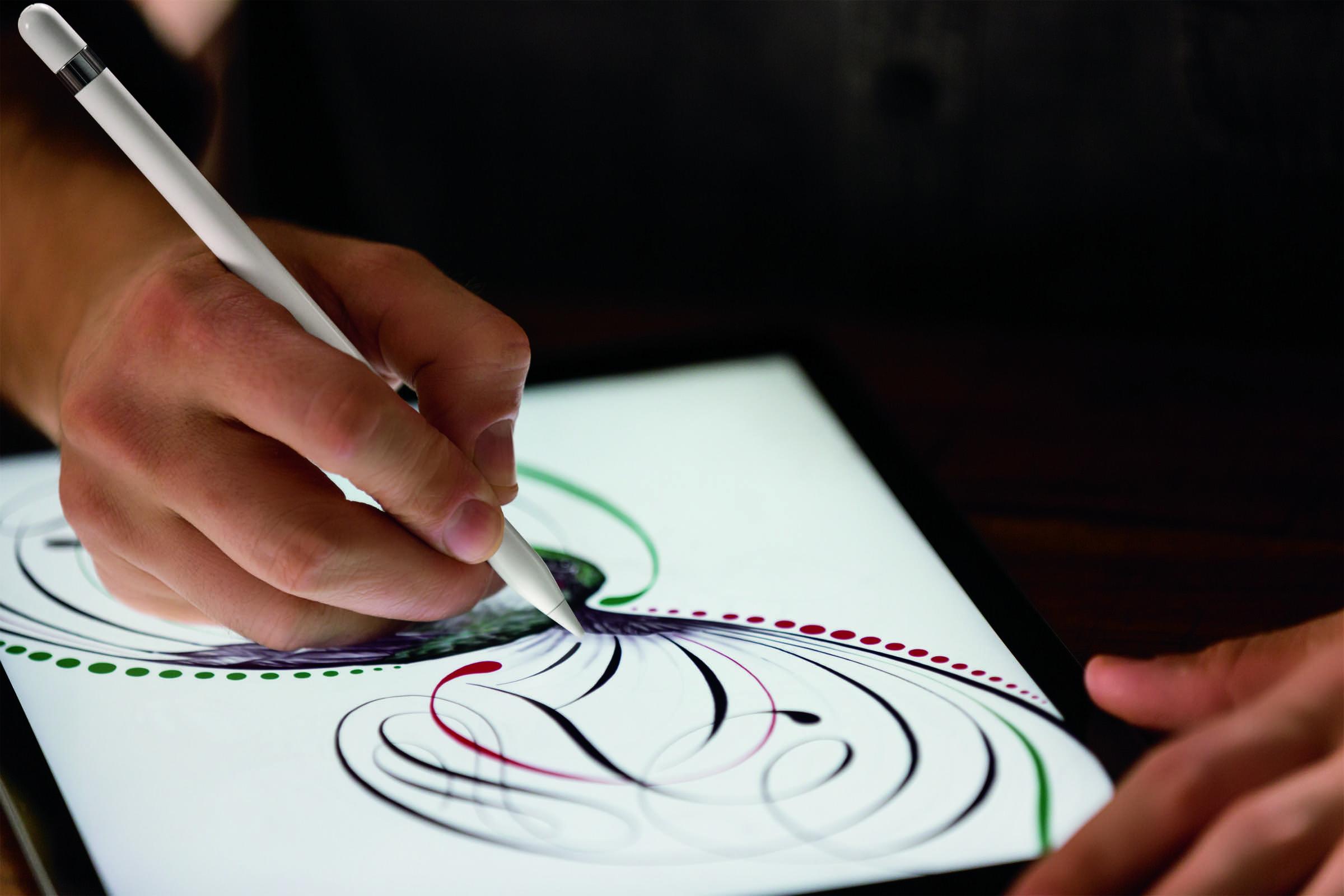 l apple pencil n est pas un stylet selon tim cook igeneration. Black Bedroom Furniture Sets. Home Design Ideas