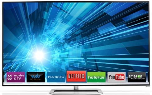 Les Smart TV Vizio sont indiscrètes et bavardes