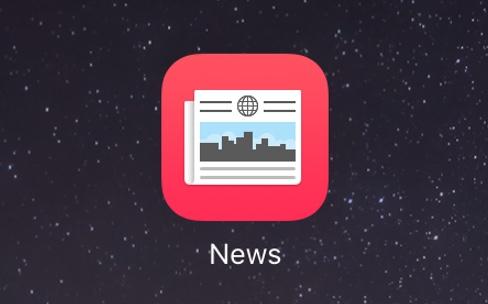 Le widget Apple News rapporte aux éditeurs de presse français