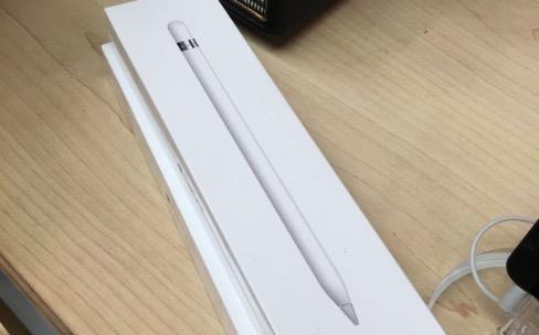 L'Apple Pencil à plus de 400$ sur le marché gris