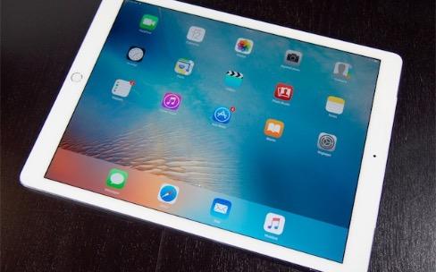 iPad Pro ne répondant plus: Apple «enquête»