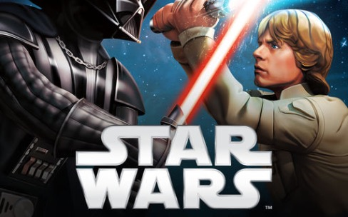 Star Wars: Galaxy of Heroes débarque sur l'App Store