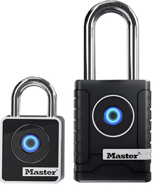 Master Lock Le Cadenas Connect 233 Bluetooth Disponible En