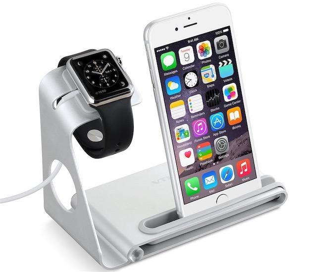 Promo : un câble Lightning de 1,8 m à 8 € et un dock pour iPhone et Apple Watch à 17 €