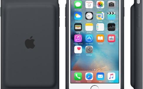 Apple commercialise une coque avec batterie pour les iPhone6