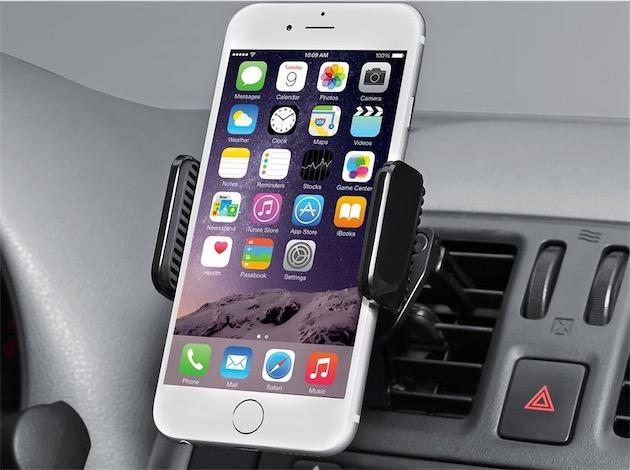 Promos : un support voiture pour iphone à 13 59 u20ac et un support de