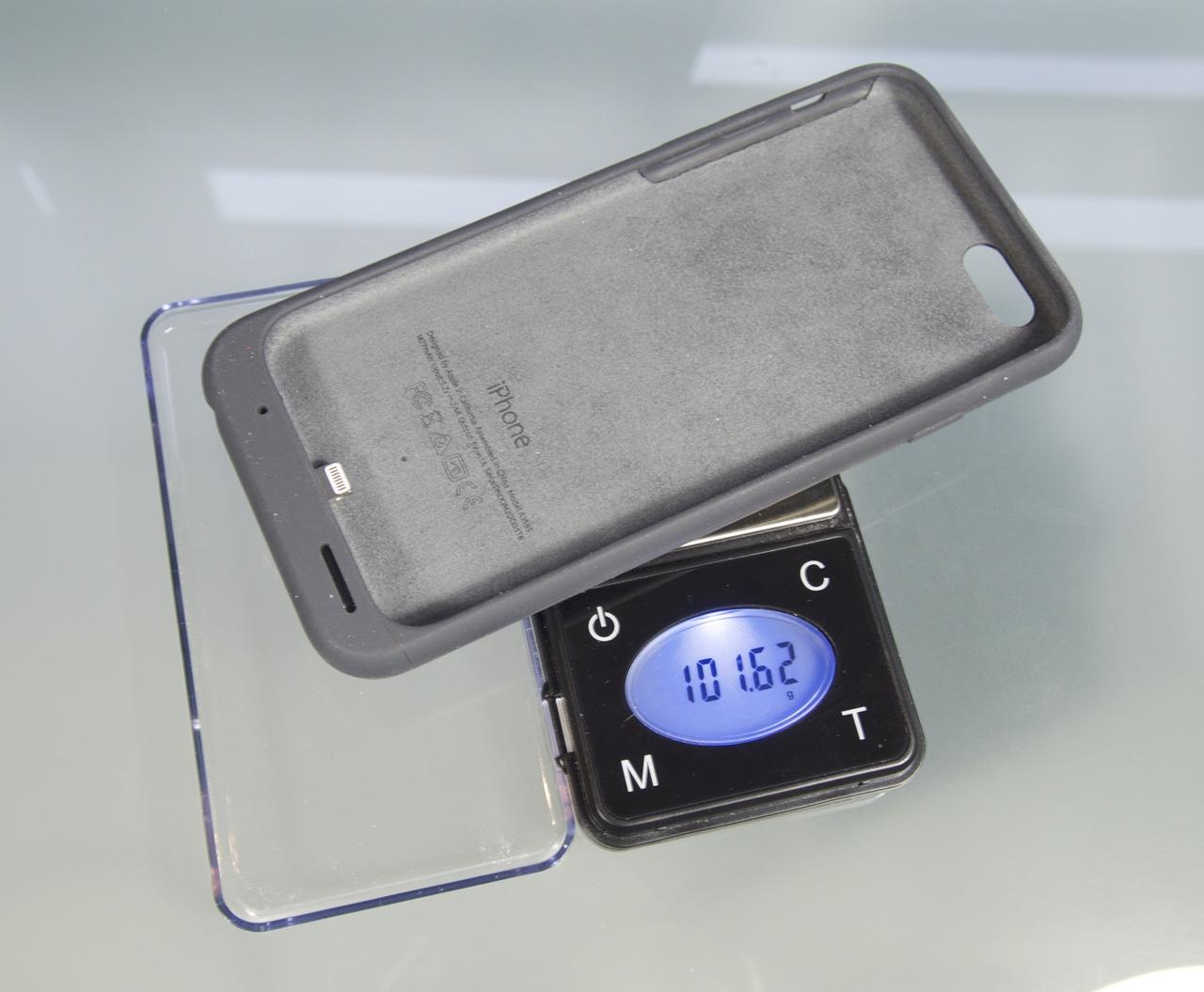 quel est le poids de la smart battery case igeneration. Black Bedroom Furniture Sets. Home Design Ideas