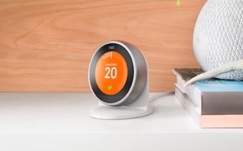 Le thermostat Nest de 3e génération est vendu en France