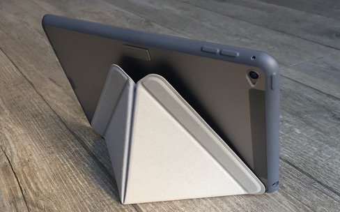 Test de la VersaCover pour iPad mini 4 de Moshi