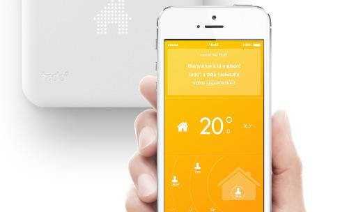 Test du thermostat connecté de tado°