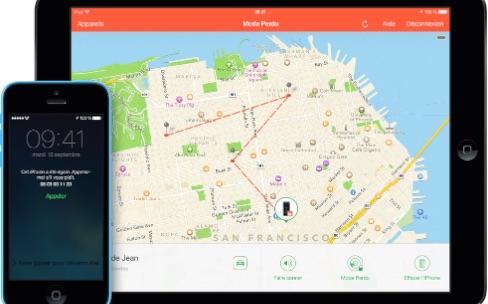 """Anecdotes et témoignages sur l'utilité de """"Localiser mon iPhone"""""""