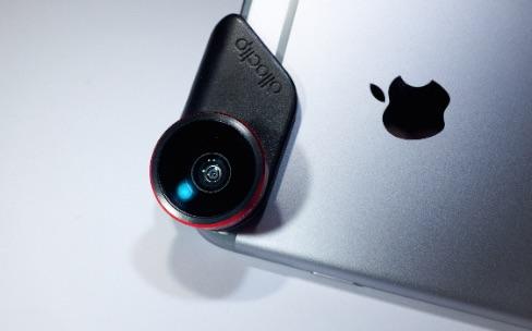 Test de l'Olloclip pour iPhone 6 et iPhone6Plus