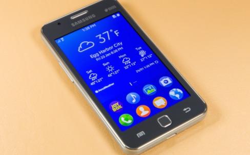 Le premier smartphone Tizen, «un mauvais clone d'Android»