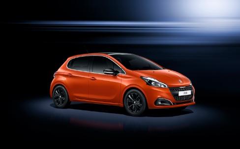 CarPlay dans la nouvelle Peugeot 208