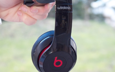 Test du casque Bluetooth Solo2 Wireless de Beats