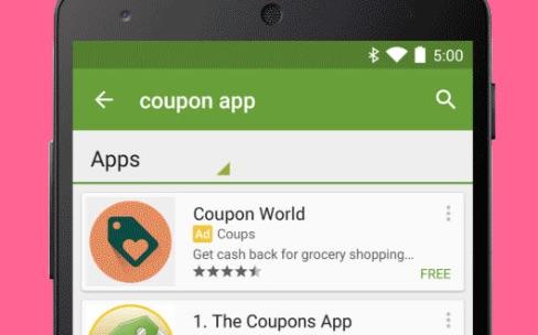 Google Play bientôt infecté par la pub