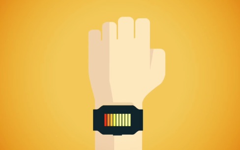 WankBand : un bracelet qui recharge vos appareils en secouant le poignet