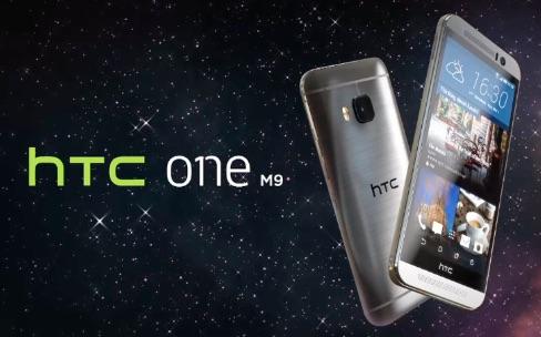 HTC persévère avec le One M9 et entre dans la réalité virtuelle
