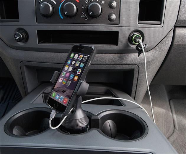 Автомобильный держатель для телефона SKYWAY (S00301009)