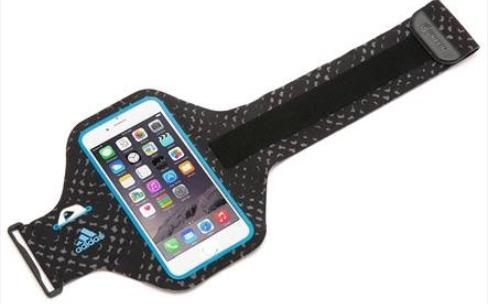 Un brassard pour iPhone 6 par Griffin et Adidas