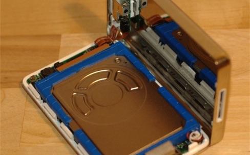 OWC recycle les vieux iPod avec une carte SD