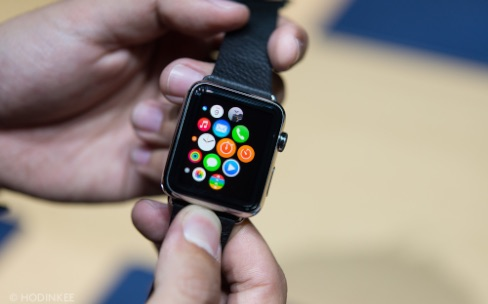 FCC : l'Apple Watch obtient son bon de sortie