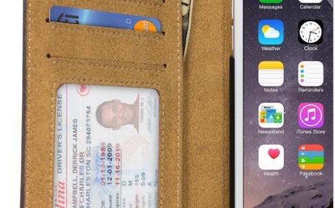 L'étui BookBook pour iPhone 6 en vente sur Amazon