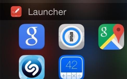Launcher se relance dans l'App Store