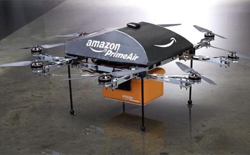Amazon : une licence expérimentale pour faire voler des drones de livraison
