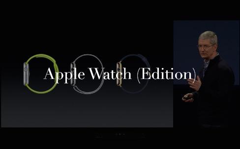Apple a-t-elle un problème avec l'Apple Watch Edition?