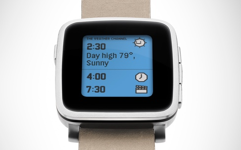 Pour Pebble, l'Apple Watch est une opportunité