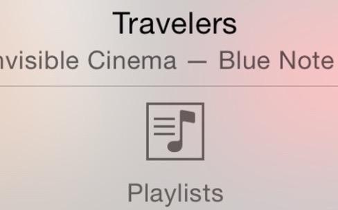 iOS  8.4 b1 : aperçu de la nouvelle app Musique
