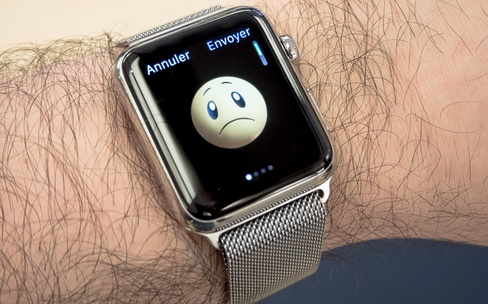 Angela Ahrendts : pas ou peu d'Apple Watch en boutique le 24 avril