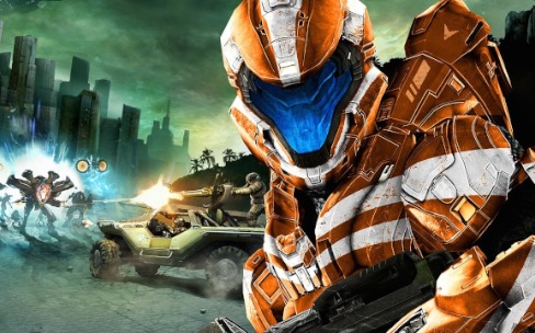 Halo : Spartan Assault et Halo : Spartan Strike sur l'App Store