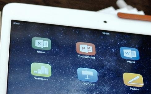 Steve Ballmer a retardé la sortie d'Office sur l'iPad
