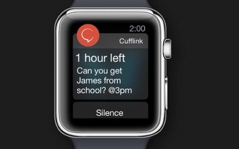 «Un déferlement d'alertes rendrait vite l'Apple Watch insupportable»