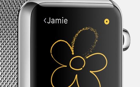 Astuce Apple Watch : ne ratez pas les dessins que l'on vous envoie
