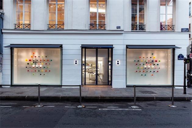 apple watch colette prend des commandes en ligne et exp die l 39 international m j igeneration. Black Bedroom Furniture Sets. Home Design Ideas