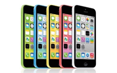 Promo : des iPhone 5c 16 Go reconditionnés à 269€