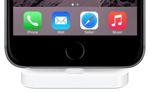 Apple relance un dock Lightning pour iPhone