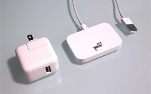 Le dock Lightning est compatible avec tous les iPhone et même l'iPad