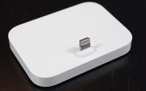 Test du dock Lightning pour iPhone d'Apple (2015)