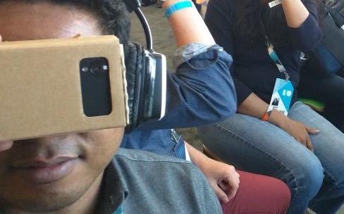 Google : le casque Cardboard VR compatible avec l'iPhone