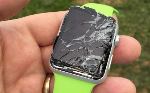 Apple accepte finalement de remplacer l'Apple Watch détruite