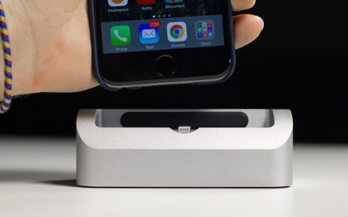 Elevation Lab adapte son dock aux iPhone 6