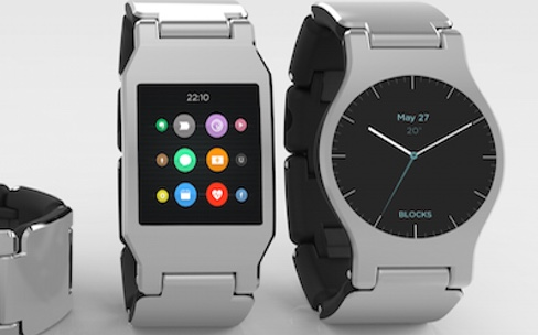 Blocks : la montre modulaire sous Lollipop sera compatible iOS