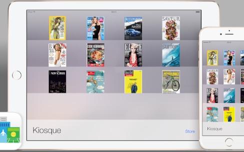 Apple annoncerait un concurrent de Flipboard et abandonnerait le Kiosque