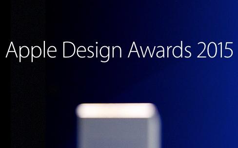 WWDC 2015 : les gagnants des Apple Design Awards